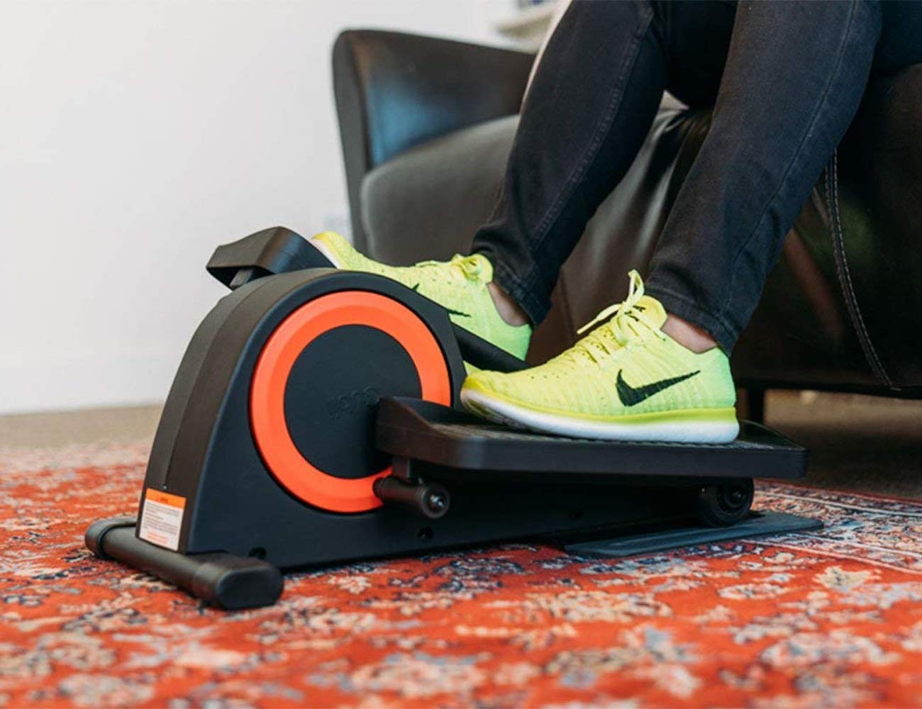 How an Under Desk Elliptical Trainer Can Boost Creativity in The Workplace