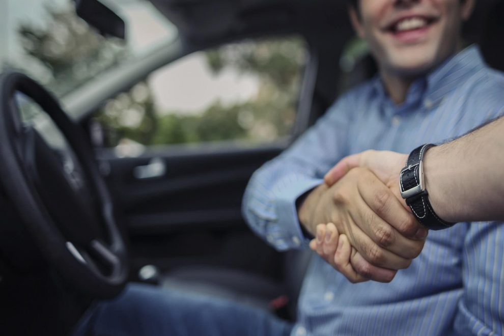 experience in driving by using the second-hand car